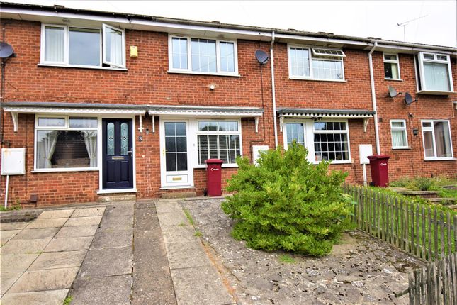 Thumbnail Terraced house to rent in Malling Walk, Bottesford, Scunthorpe