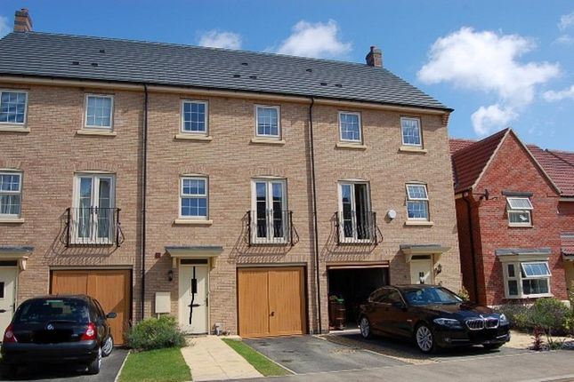 Thumbnail Town house to rent in Watt Avenue, Colsterworth