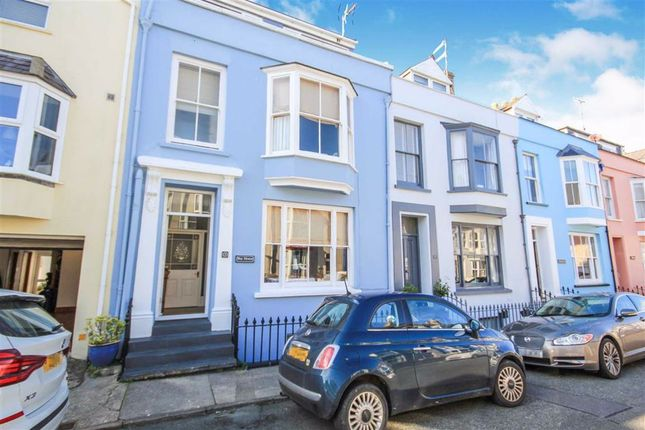 Thumbnail Town house for sale in Picton Road, Tenby