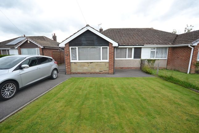 Thumbnail Semi-detached bungalow for sale in Lacey Aveue, Seamer, Scarborough
