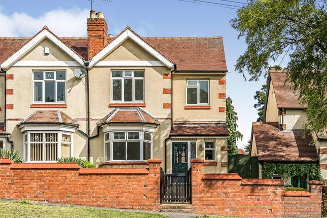 Thumbnail Semi-detached house for sale in Junction Road, Off Red Hill, Stourbridge