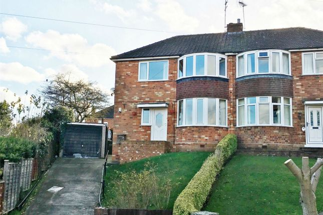 Thumbnail Semi-detached house for sale in Dilys Grove, Holgate, York