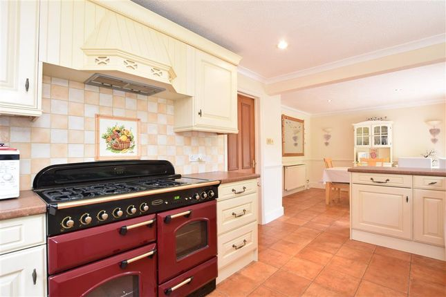 Thumbnail Detached house for sale in Merlin Way, East Grinstead, West Sussex