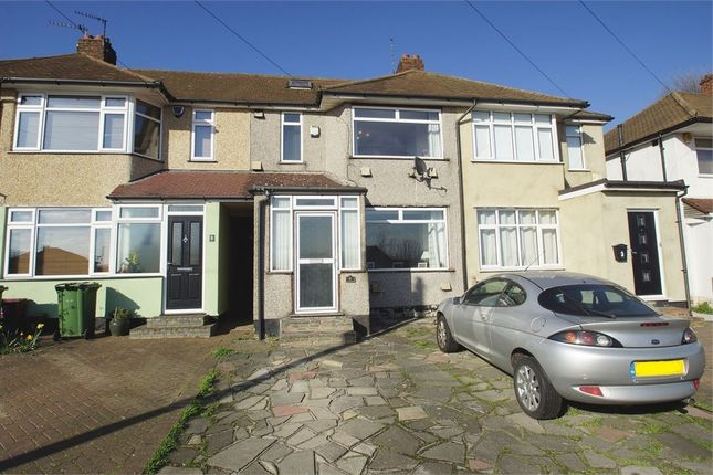 Thumbnail Terraced house for sale in Wellan Close, Sidcup, Kent