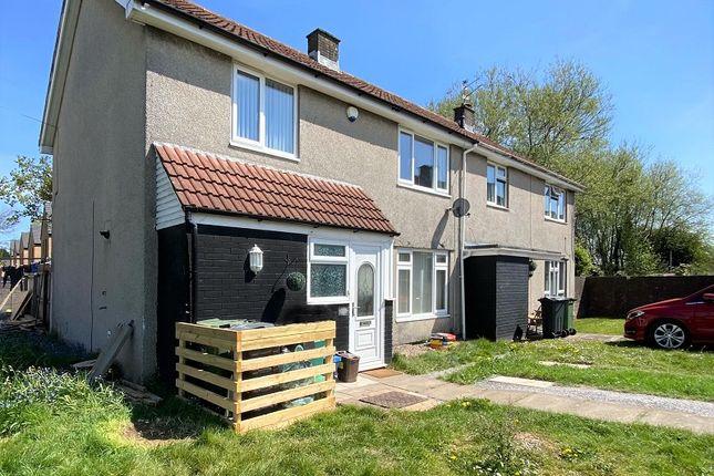 Thumbnail Semi-detached house for sale in Trebanog Crescent, Rumney, Cardiff.