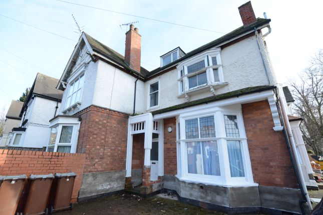 1 bed flat to rent in 14 Redcliffe Road, Mapperley Park, Nottingham NG3