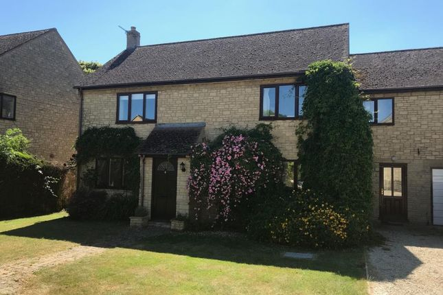 Thumbnail Detached house to rent in Moat Close, Brize Norton