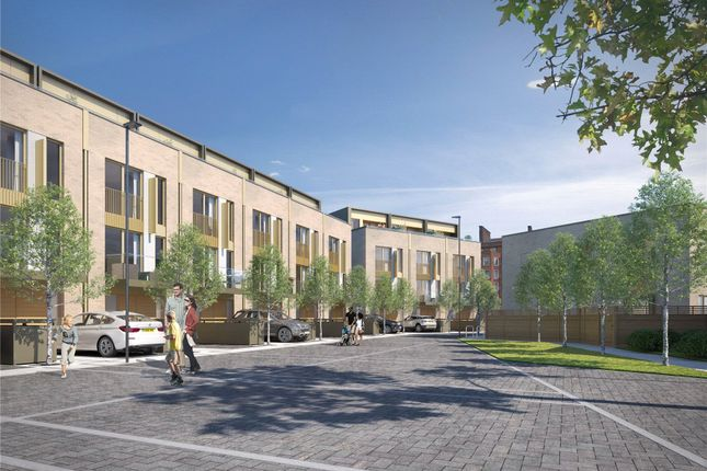 Thumbnail Property for sale in Parkside Place, London