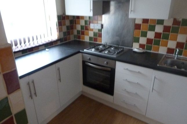 Thumbnail Flat to rent in Coburn Street, Cathays, Cardiff