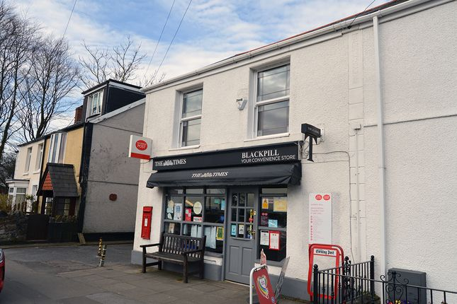 Thumbnail Retail premises for sale in Mumbles Road, Mumbles, Swansea