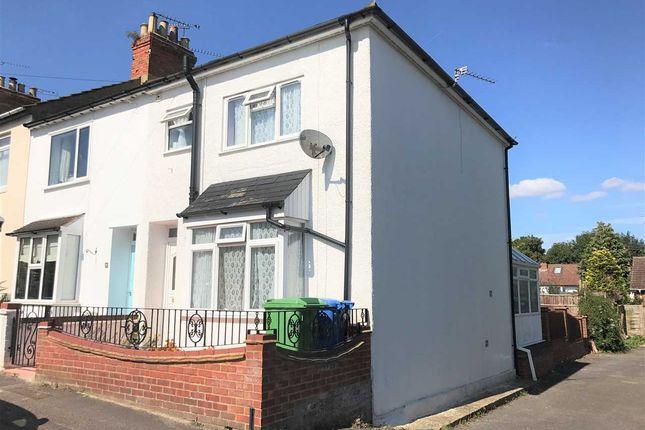 Thumbnail End terrace house to rent in 11, Mount Pleasant Rd, Aldershot