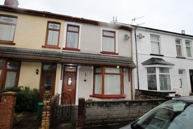 Thumbnail Terraced house for sale in Broniestyn Terrace, Trecynon, Aberdare