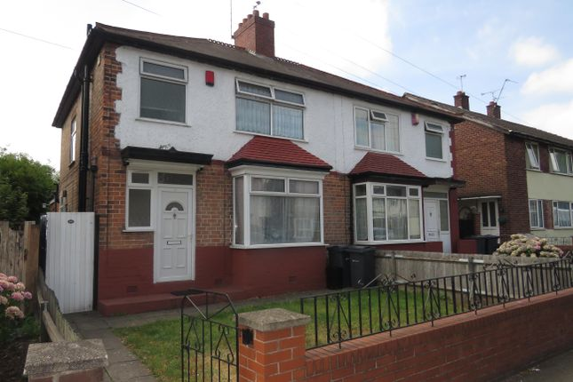 Thumbnail Property to rent in Wheelwright Road, Erdington, Birmingham
