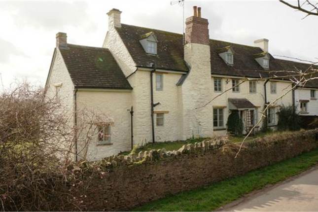 Thumbnail Semi-detached house for sale in Llandenny, Usk