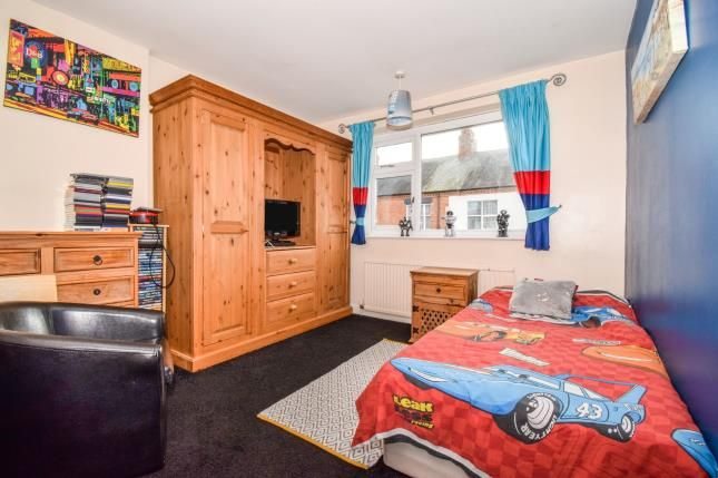 Bedroom Three of Wellington Street, Syston, Leicester, Leicestershire LE7