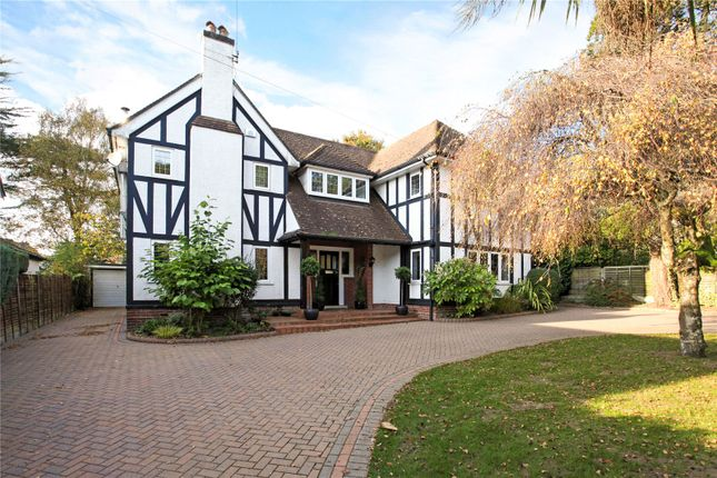 Detached house for sale in Canford Cliffs Road, Canford Cliffs, Poole, Dorset
