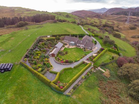 Thumbnail Detached house for sale in Llandecwyn, Talsarnau, Gwynedd