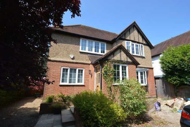 Thumbnail Detached house to rent in Hempstead Road, Kings Langley