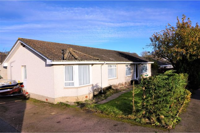 Thumbnail Bungalow for sale in Kinmonth Road, Stonehaven