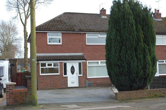 Thumbnail Terraced house for sale in Wilshaw Lane, Ashton-Under-Lyne