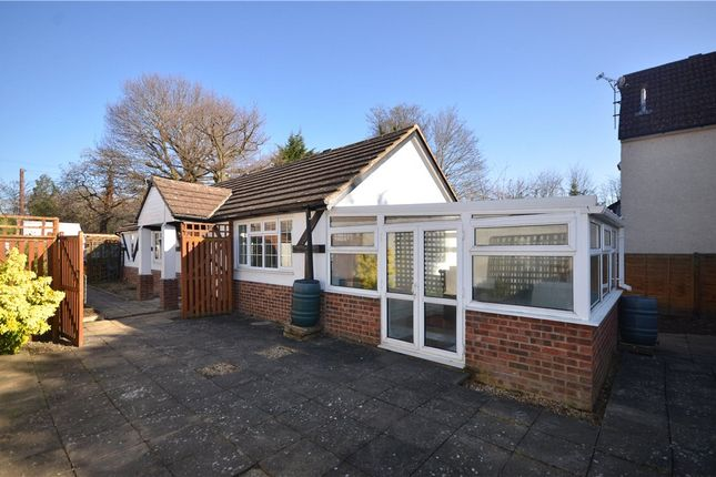 Thumbnail Bungalow for sale in The Avenue, Camberley, Surrey