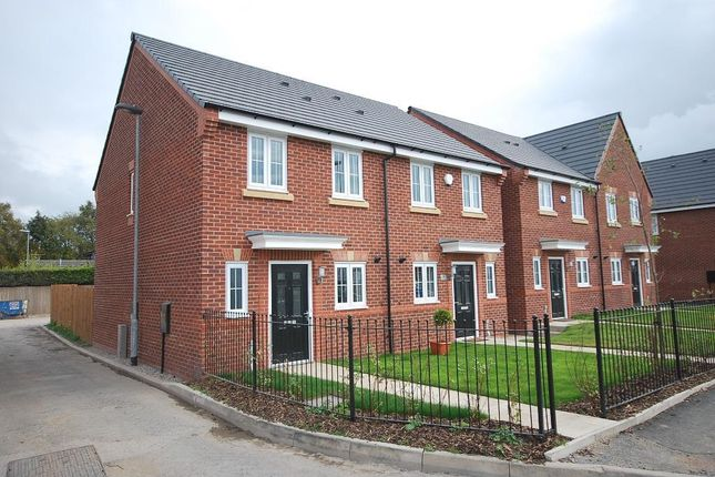 Thumbnail Semi-detached house to rent in Partington Street, Failsworth, Manchester