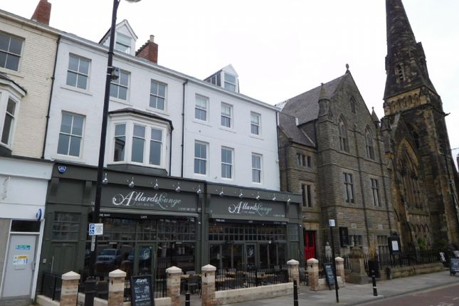 Thumbnail Flat to rent in Front Street, Tynemouth, North Shields