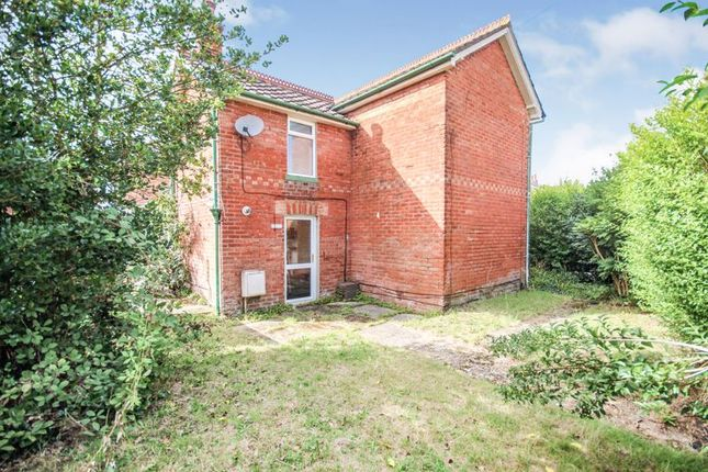 Thumbnail Detached house to rent in Latimer Road, Winton, Bournemouth