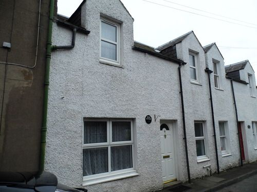 Thumbnail Terraced house to rent in Ruby Place, Rattray, Blairgowrie