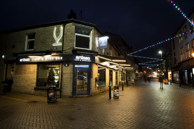 Thumbnail Restaurant/cafe for sale in St. Georges Terrace, Harwood Street, Darwen