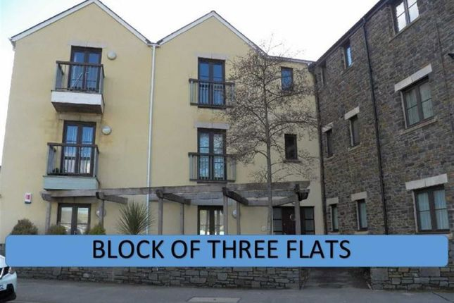 Thumbnail Flat for sale in Chandlers Yard, Burry Port