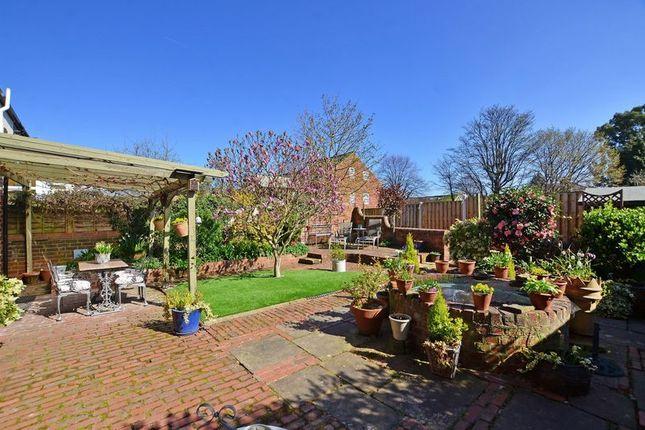 Garden of Ladysmith Avenue, Nether Edge, Sheffield S7