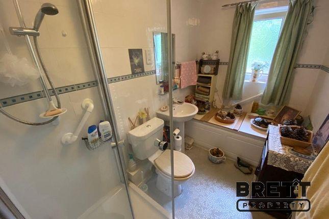 Bathroom of St Petrox Close, Pembroke, Pembrokeshire. SA71
