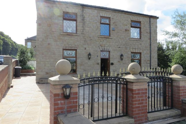 Thumbnail Detached house for sale in Wakefield Road, Dewsbury