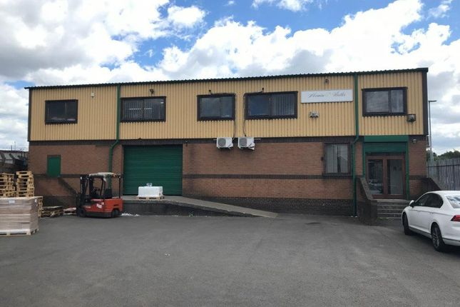 Thumbnail Light industrial for sale in Tuley Street, Openshaw