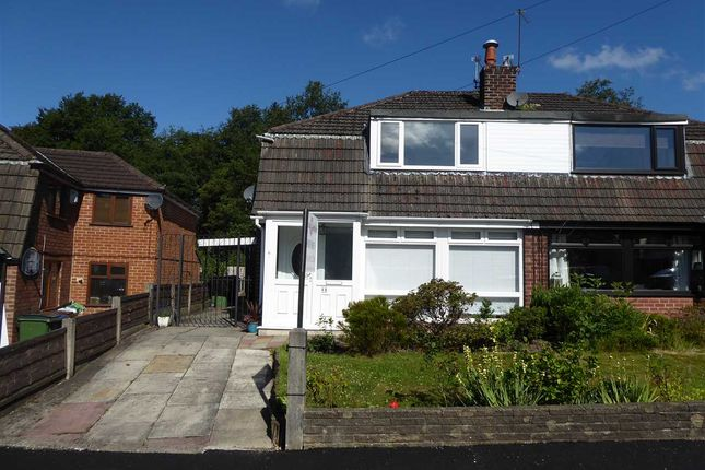 Thumbnail Semi-detached house to rent in Green Walk, Gatley, Cheadle
