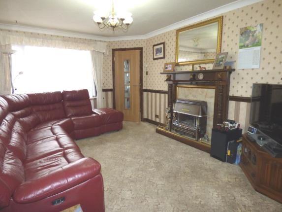 Lounge of West Park Avenue, Ashton, Preston, Lancashire PR2