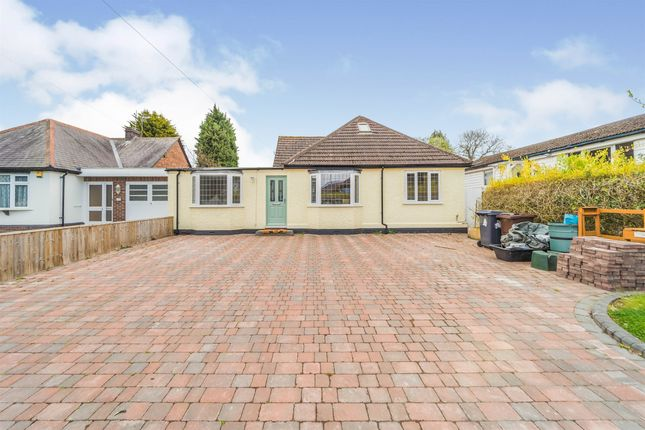 Thumbnail Detached bungalow for sale in Trysull Road, Merry Hill, Wolverhampton