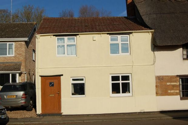 Thumbnail Semi-detached house for sale in West Street, Weedon, Northampton
