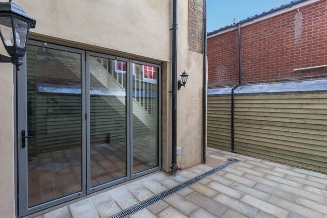 Thumbnail Town house for sale in Gunns Court, Upper St. Giles Street, Norwich