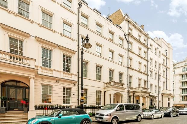 External of Park Lane, Mayfair, London W1K