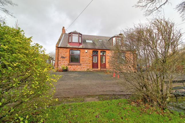 Thumbnail Semi-detached house for sale in Bank Glen, New Cumnock, Cumnock