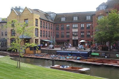 Thumbnail Office to let in Quayside, First Floor, Office Suite, Cambridge, Cambridgeshire