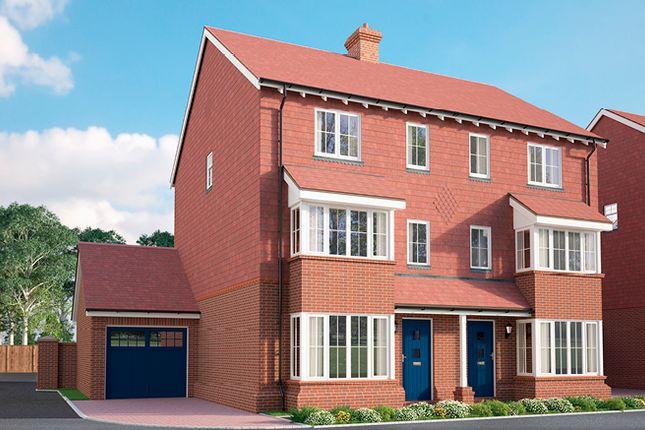 4 bedroom semi-detached house for sale in Preston Manor Road, Tadworth