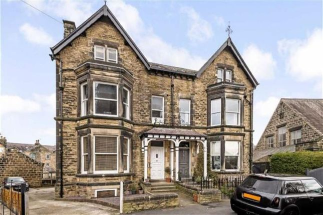 Thumbnail Flat to rent in Harlow Terrace, Harrogate, North Yorkshire