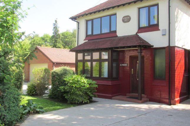 Thumbnail Detached house for sale in Capenhurst Lane, Whitby, Ellesmere Port