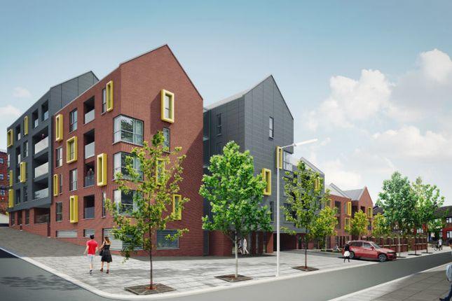 1 bed flat for sale in Salisbury Street, Liverpool, Merseyside