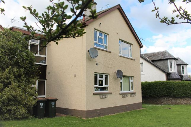 Thumbnail Flat for sale in Ogilvie Place, Blackford, Auchterarder