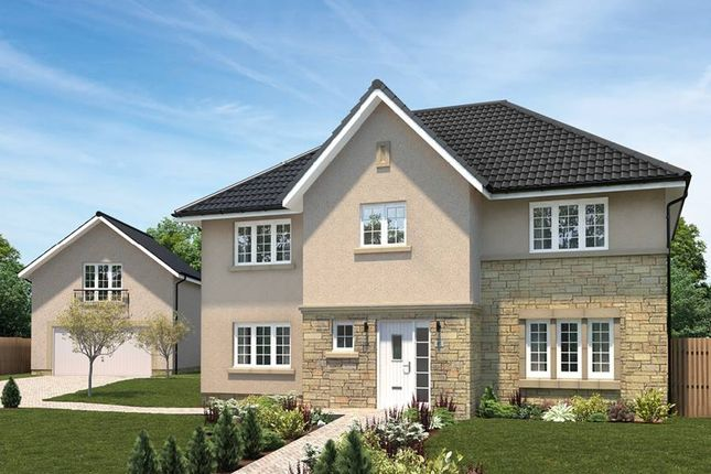 "Thumbnail Detached house for sale in ""The Elliot"" at Roman Road, Balfron, Glasgow"