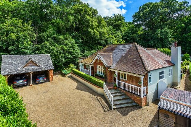 Thumbnail Bungalow for sale in Robin Hood Road, Knaphill, Woking